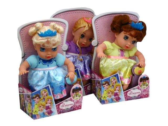 Кукла Маленькая принцесса 30см ассорти Ardana A371A