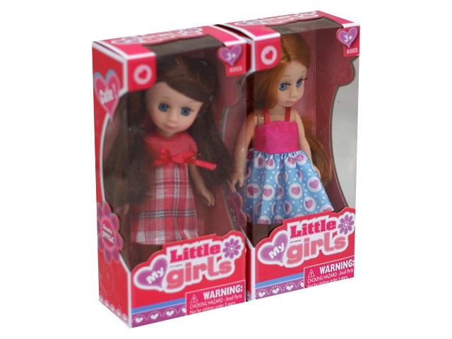 Кукла My Little Girls 17см 63007B