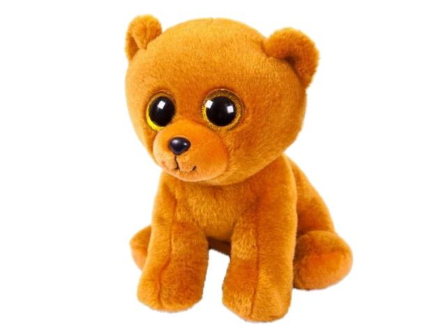 Мягкая игрушка Медвежонок бурый 24см ABToys M0066