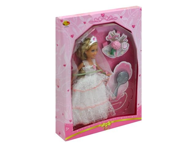 Кукла Brilliance Fair Невеста 27см ABToys 240220