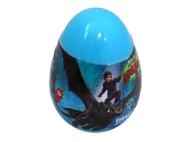 Машина металл Как приручить дракона 8см в яйце 49458
