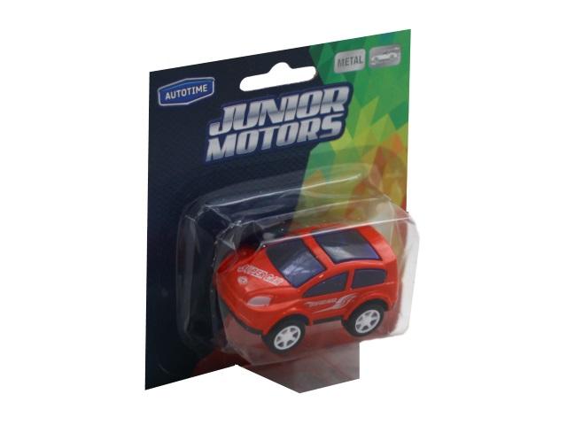 Машина металл Autogrand Junior Motors 6.5см ассорти 34079