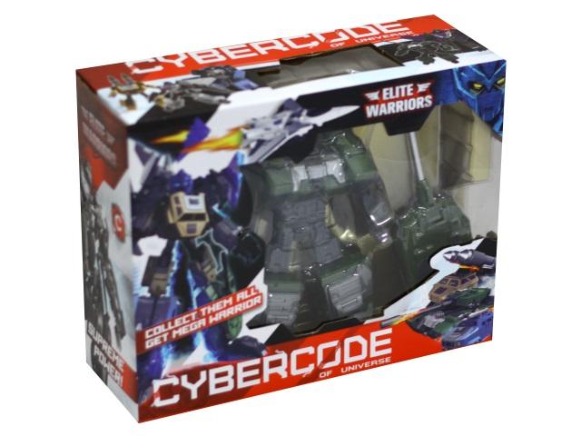 Трансформер 14см Hyperion Cybercode 67466