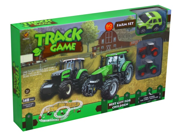 Автотрек Автогонки Бизон Track Game 1621821