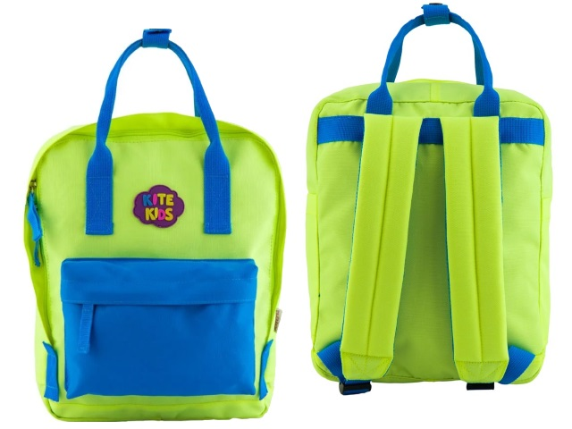 Рюкзак детский Kite Kids 24*29*11см салатовый Kite K18-545XS-1