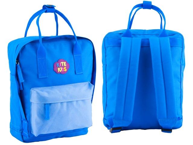 Рюкзак детский Kite Kids 24*29*11см голубой Kite K18-545XS-3