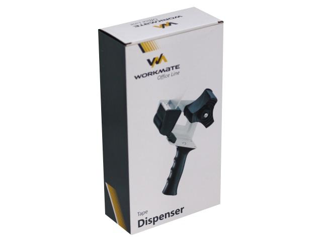 Диспенсер для скотча 48мм металл ручной WM 101000700