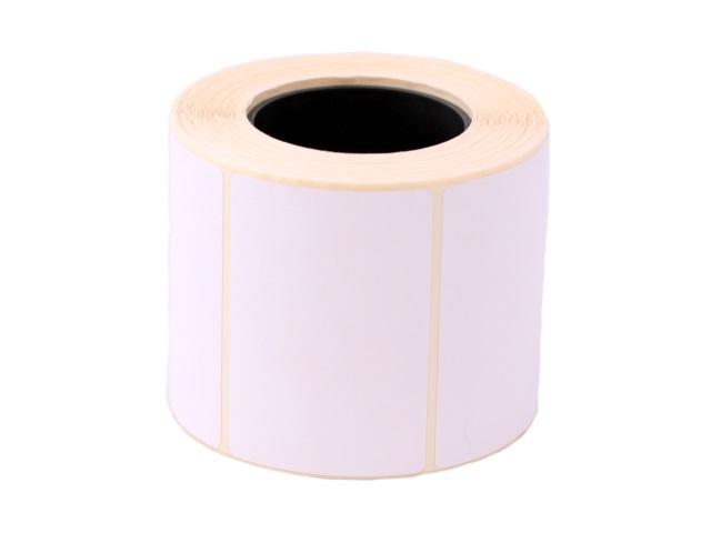 Термоэтикетки в рулоне 58*30 мм белые 600 шт. 1086463