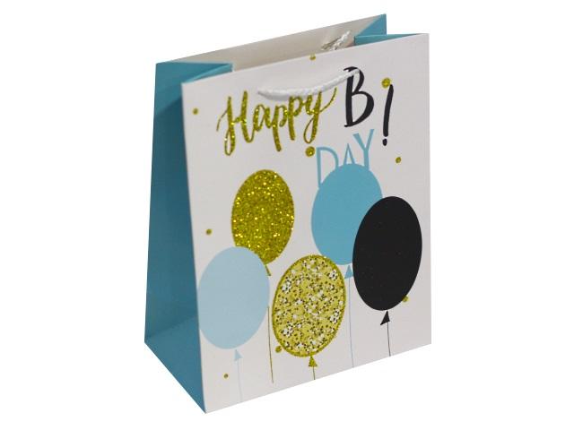Пакет подарочный бумажный 18*23*10см Воздушные мечты Miland ПП-4035