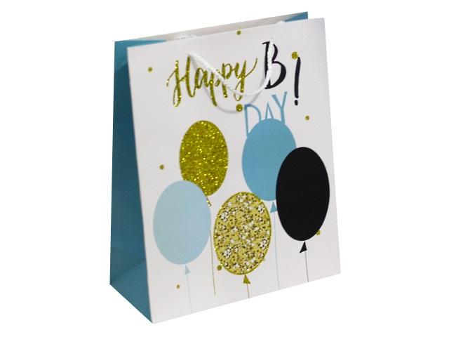 Пакет подарочный бумажный 26*32*12см Воздушные мечты Miland ПП-4099