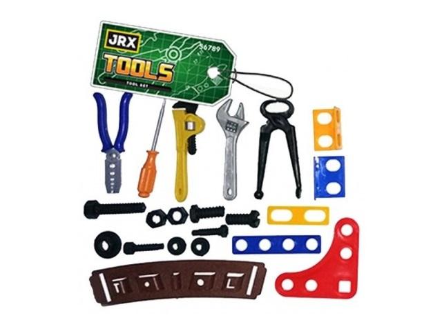 Инструменты 21 предмет Профи JRX 63941