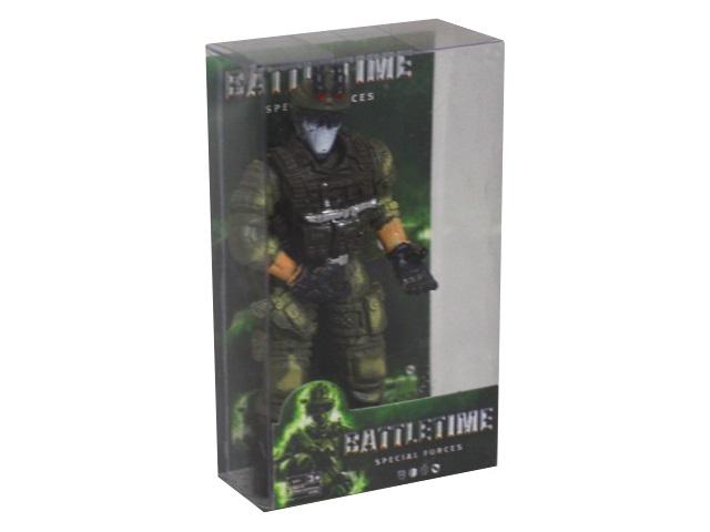 Солдат Страйкер 10см Battletime 65592