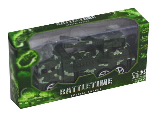 Машина Ракетный комплекс Бизон 13.5см Battletime 65652
