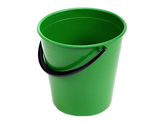 Ведро пластик 10л Эконом цветное MPG4913