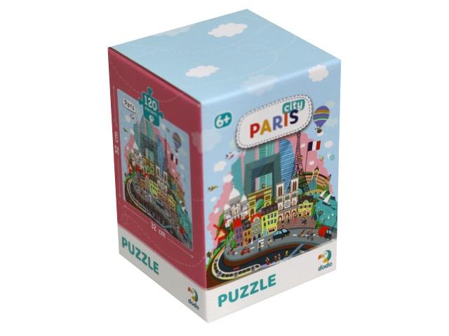 Пазлы Dodo 120 деталей Париж 300169