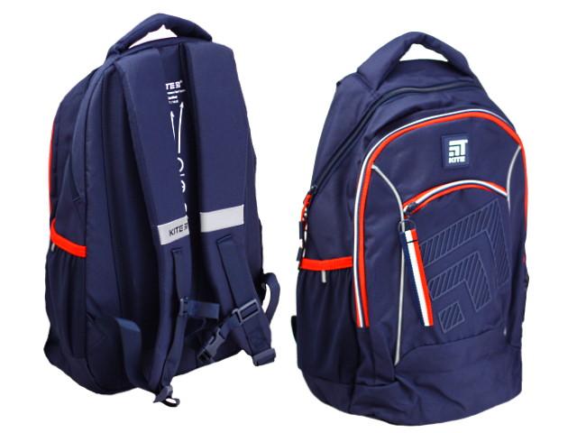 Рюкзак Kite Education 44*31*17см синий K20-813L-1