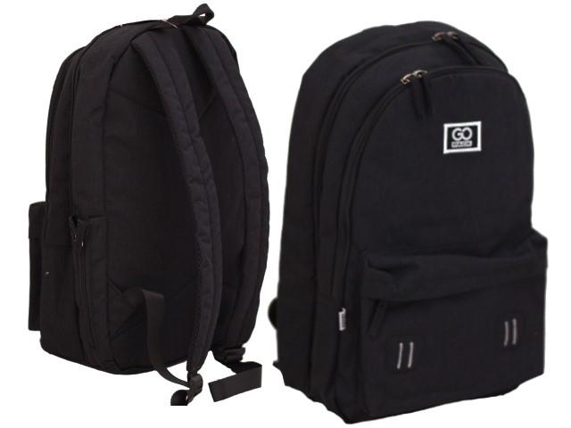 Рюкзак Kite GoPack Сity 44.5*29.5*14.5см черный GO20-140L-1