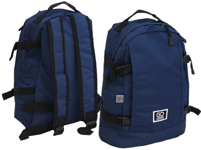 Рюкзак Kite GoPack Сity 35.5*25.5*13см синий GO20-148S-1