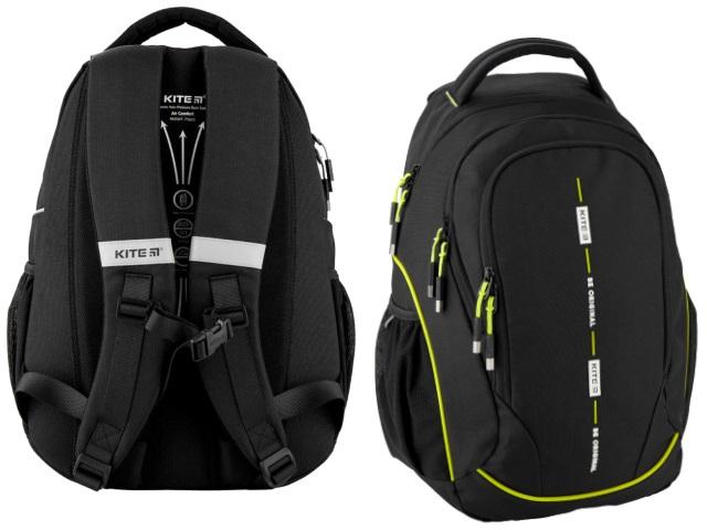 Рюкзак Kite Сity Be original 45*32*14см черный K20-816L-2