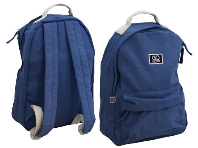 Рюкзак Kite GoPack Сity 40*27.5*11см голубой GO20-147M-2