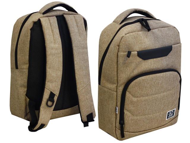 Рюкзак Kite GoPack Сity 44.5*29.5*14.5см бежевый GO20-144M-1