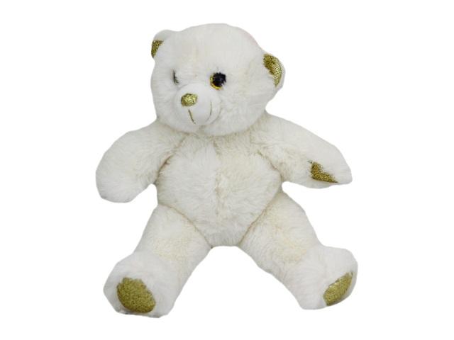 Мягкая игрушка Медведь белый 16см ABToys M101