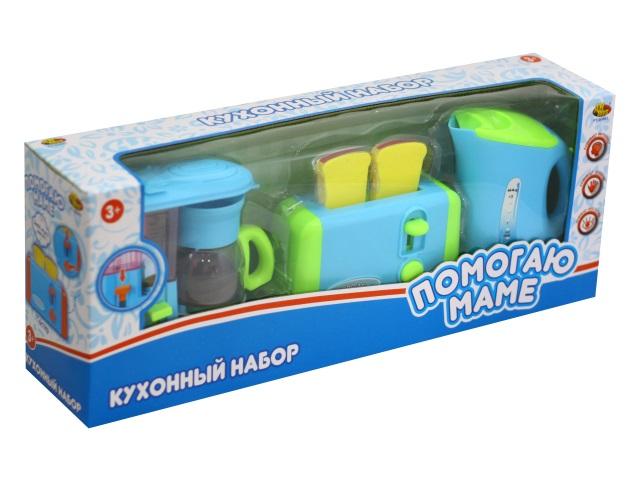 Помогаю маме Кухонный набор ABToys PT-00483