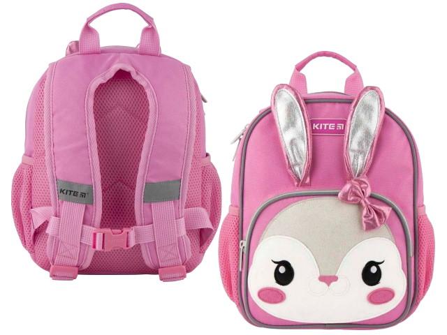 Рюкзак детский 2020 Kite Kids Bunny 29*21*9.5см розовый K20-549XS-1