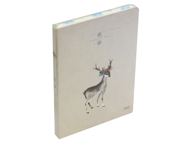 Записная книжка А5 Mazari тв/переплёт 100л Deer M-3862