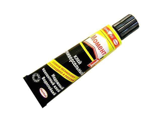 Клей супер  30г Момент-1 Классик водостойкий Henkel 873854