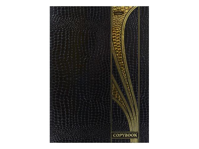 Книга канцелярская  80л Hatber Gold Style 80ББ4лофлВ1_17457
