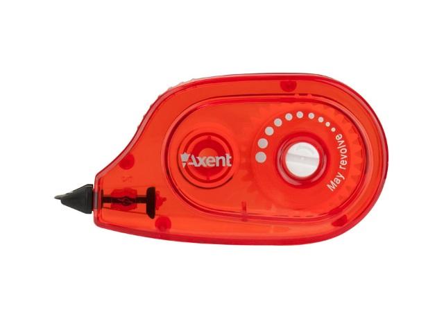 Корректор-лента Axent 5мм* 6м бордовая 7009-05-A