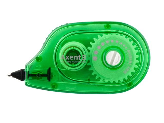 Корректор-лента Axent 5мм* 6м зеленая 7009-04-A