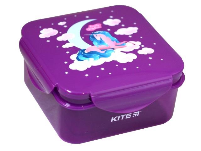 Ланчбокс Kite Lovely Sophie 860мл сиреневый K19-178-1