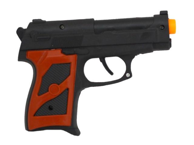 Пистолет трещетка 14см Армия и флот YakoToys M9806
