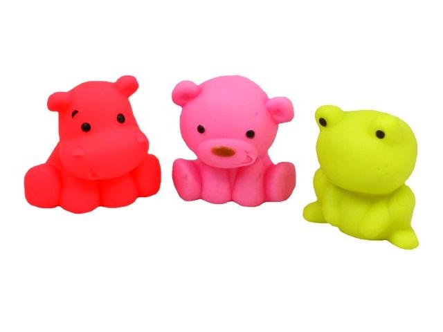 Игрушки для купания  3 шт. Милые зверята Bathing Series 1779357
