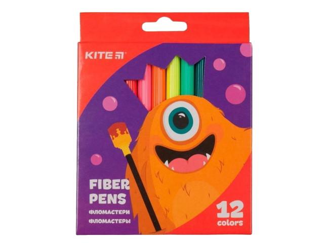 Фломастеры 12цв Kite Jolliers K19-047