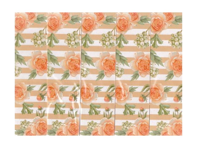 Закладка-магнит 10 шт. Цветы Prof Press 4-40-0010