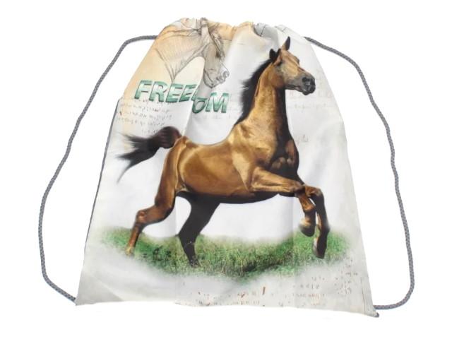Сумка для обуви Prof Press Лошадь в поле МО-0820