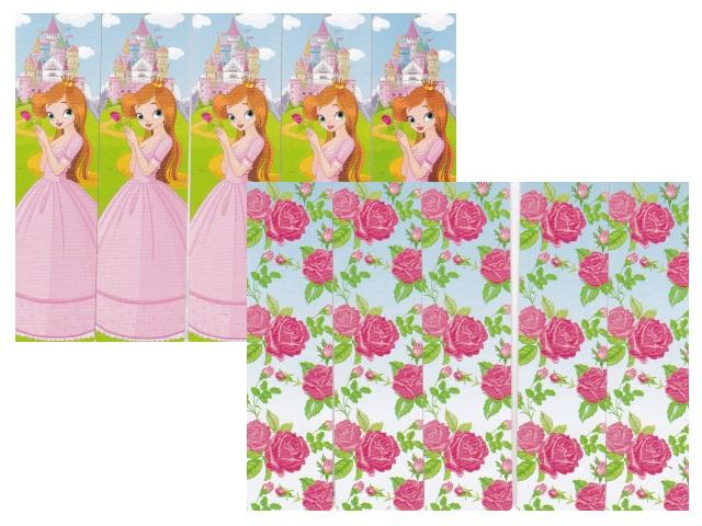 Закладка-магнит 10 шт. Дисней Принцесса Prof Press 4-41-0011