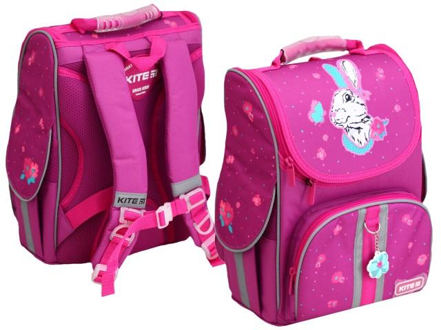 Ранец школьный Kite Education Bunny 35*25*13см розовый K20-501S-7