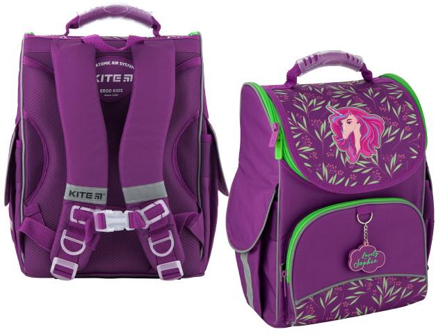 Рюкзак Kite Education Lovely Sophie 35*25*13см фиолетовый K20-501S-8