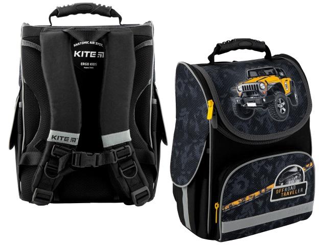 Рюкзак Kite Education Off-road 35*25*13см серый K20-501S-1