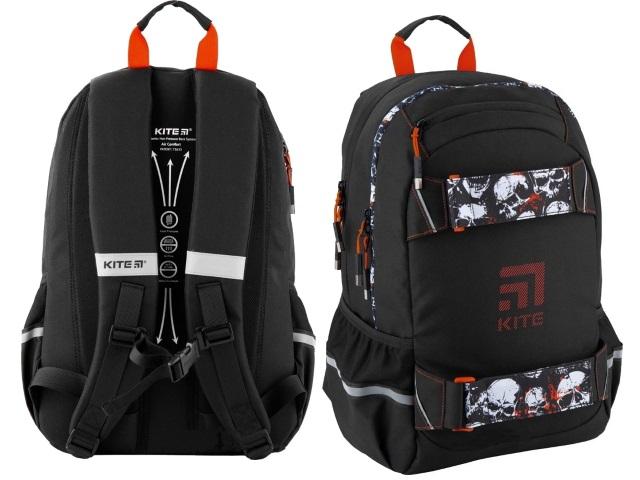 Рюкзак Kite Education 45*32.5*15см черный K20-1008L-1