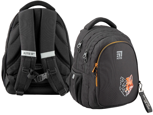 Рюкзак Kite Education 40*29*17см черный K20-8001M-3