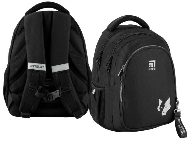 Рюкзак Kite Education 40*29*17см черный K20-8001M-6