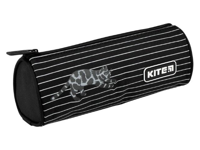Пенал-косметичка Kite Черный кот черный в полоску K20-667-5