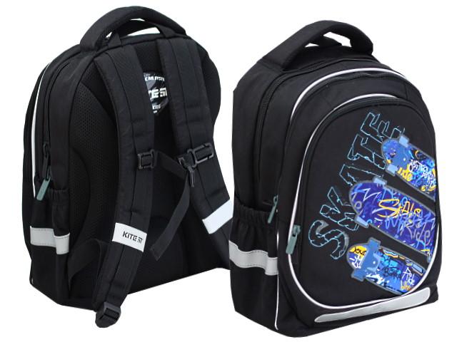 Рюкзак 2020 Kite Education Skate 38*28*16см черный K20-700M-1