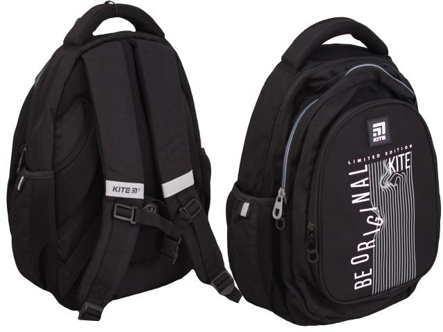 Рюкзак Kite Education 40*29*17см черный K20-8001M-5