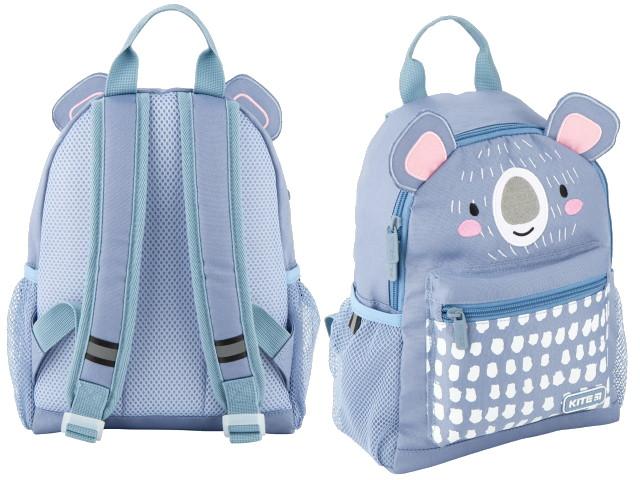 Рюкзак детский Kite Kids Koala bea 30*22*10см голубой K20-534XS-1